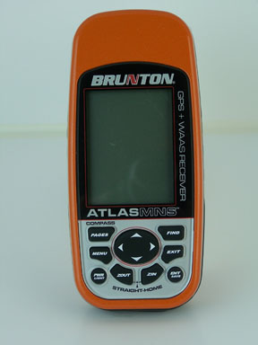 The Brunton MNS was an iFinder H20 series product with specific software for Brunton