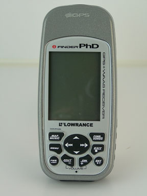 The iFinder PhD had the MP3 player, internal microphone and 2D compass